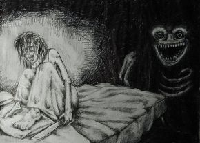Bump in the night: The Babadook and what I think it represents