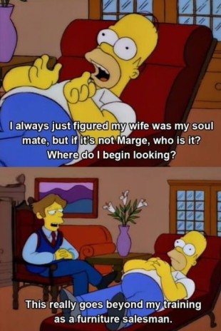Homer-Looks-For-Therapy