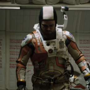 The psychology of The Martian
