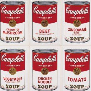 Warhol prints: STOLEN